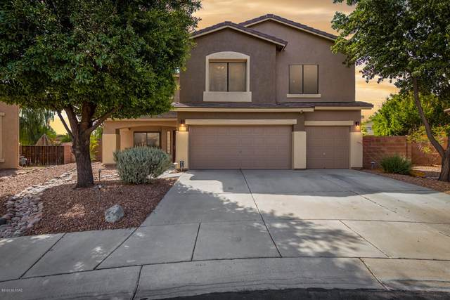 8316 N Rosarita Place, Tucson, AZ 85743 (#22012469) :: The Local Real Estate Group | Realty Executives