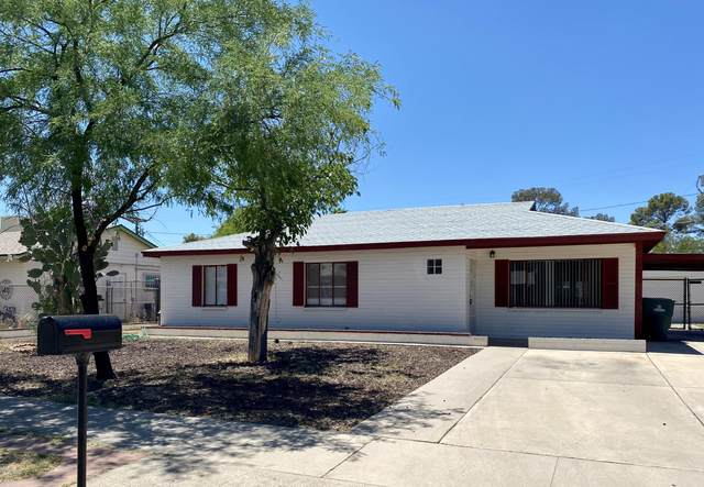 832 S Catalina Avenue, Tucson, AZ 85711 (#22012480) :: Long Realty - The Vallee Gold Team