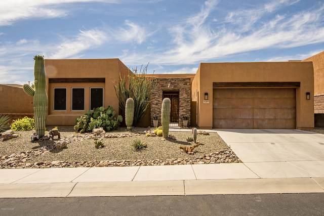 12343 N Sunrise Shadow Drive, Marana, AZ 85658 (#22012517) :: Luxury Group - Realty Executives Arizona Properties