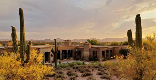 3308 E Camino Boscaje Escondido, Tucson, AZ 85718 (#22012537) :: Luxury Group - Realty Executives Arizona Properties