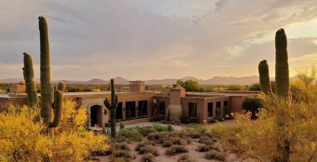 3308 E Camino Boscaje Escondido, Tucson, AZ 85718 (#22012537) :: Realty Executives Tucson Elite