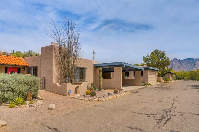 4749 N Calle Lampara, Tucson, AZ 85718 (#22012548) :: Realty Executives Tucson Elite