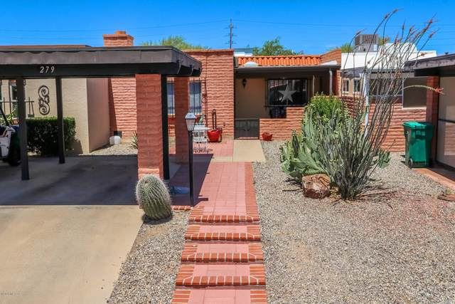 279 N Calle Del Diablo, Green Valley, AZ 85614 (#22012553) :: Long Realty - The Vallee Gold Team