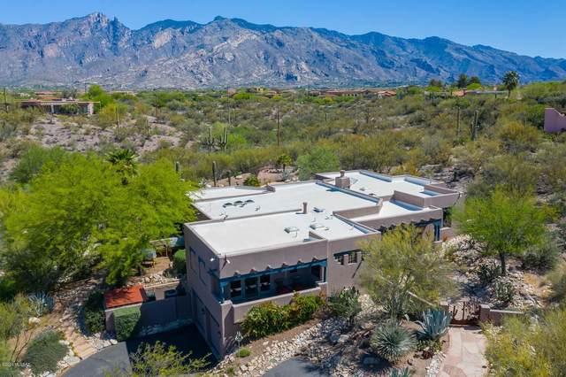 5460 N Placita Taza, Tucson, AZ 85718 (#22012576) :: Realty Executives Tucson Elite