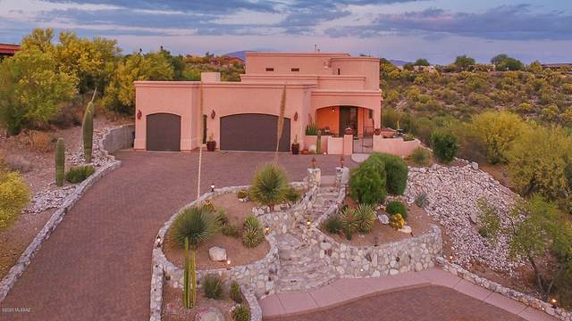 4602 N Paseo Pitiquito, Tucson, AZ 85750 (#22012593) :: The Local Real Estate Group | Realty Executives