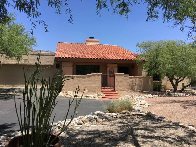 11461 E Placita Madre, Tucson, AZ 85749 (#22012648) :: The Josh Berkley Team