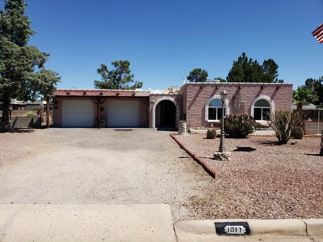 1017 Justin Street, Pearce, AZ 85625 (#22012680) :: Long Realty - The Vallee Gold Team