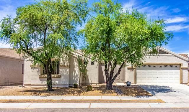 2944 S Beck Drive, Tucson, AZ 85730 (#22012729) :: Gateway Partners | Realty Executives Arizona Territory