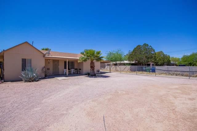 5648 E 26Th Street, Tucson, AZ 85711 (#22012730) :: Gateway Partners | Realty Executives Arizona Territory