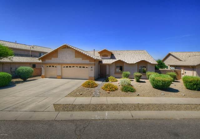 10651 E Bridgeport Street, Tucson, AZ 85747 (#22012735) :: Long Realty - The Vallee Gold Team