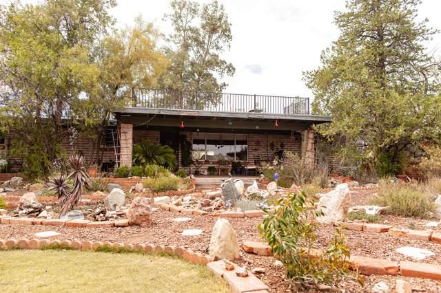 34 Keating Circle, Tubac, AZ 85646 (#22012748) :: Long Realty - The Vallee Gold Team