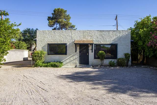 1236 E Grant Road, Tucson, AZ 85719 (#22012751) :: Long Realty - The Vallee Gold Team