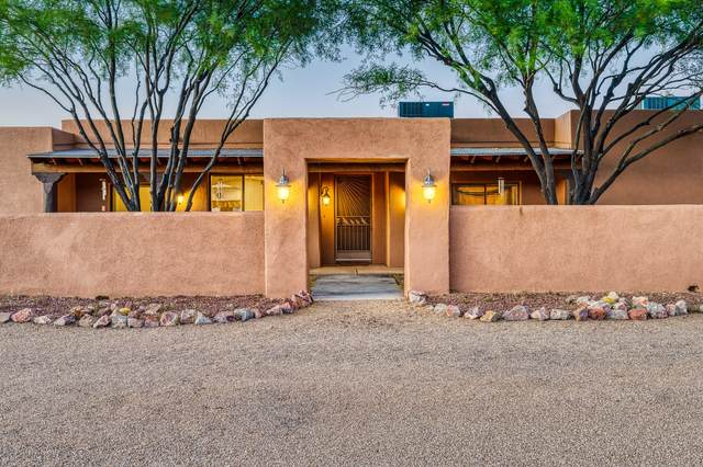 4275 N Lightning Ridge Trail, Tucson, AZ 85745 (#22012769) :: The Local Real Estate Group | Realty Executives