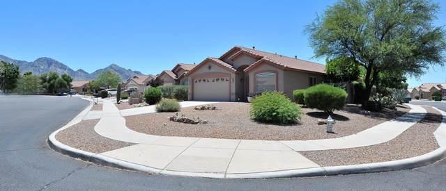 205 W Ashley Canyon Way, Oro Valley, AZ 85755 (#22012785) :: Luxury Group - Realty Executives Arizona Properties