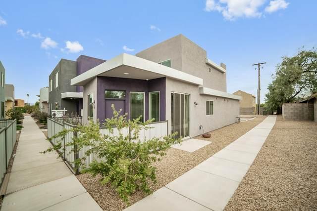 948 E Lustrum Lane, Tucson, AZ 85719 (#22012793) :: Long Realty Company