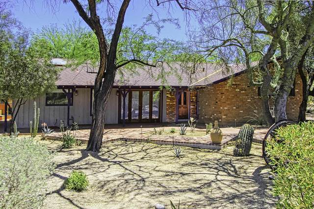 2149 W Wagon Wheels Drive, Tucson, AZ 85745 (#22012797) :: Gateway Partners | Realty Executives Arizona Territory