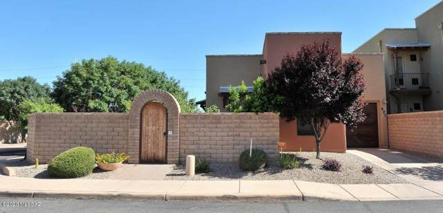 170 E Castlefield Circle, Tucson, AZ 85704 (#22012798) :: Long Realty - The Vallee Gold Team