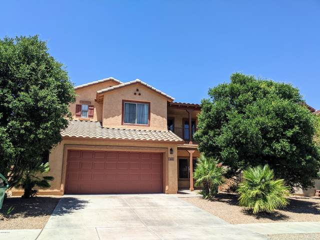 480 W Camino Tunera, Sahuarita, AZ 85629 (MLS #22012818) :: The Property Partners at eXp Realty