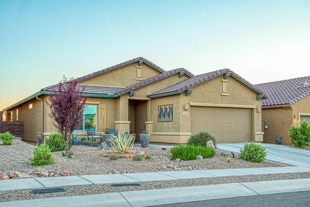 14120 E Huppenthal Boulevard, Vail, AZ 85641 (#22012875) :: Gateway Partners | Realty Executives Arizona Territory