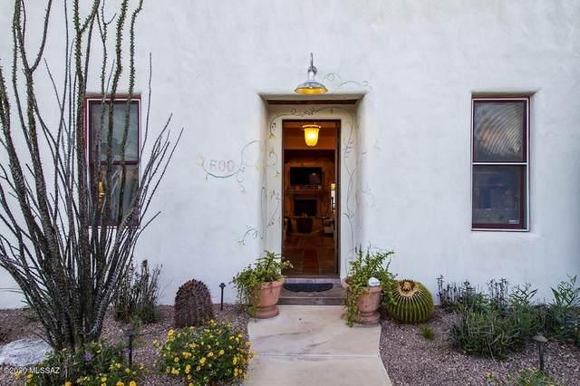 600 S 9Th Avenue, Tucson, AZ 85701 (#22012876) :: Gateway Partners