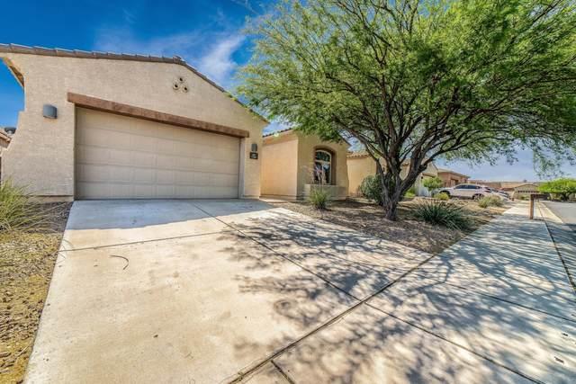 7283 W Basie Court, Tucson, AZ 85743 (#22012901) :: The Local Real Estate Group | Realty Executives