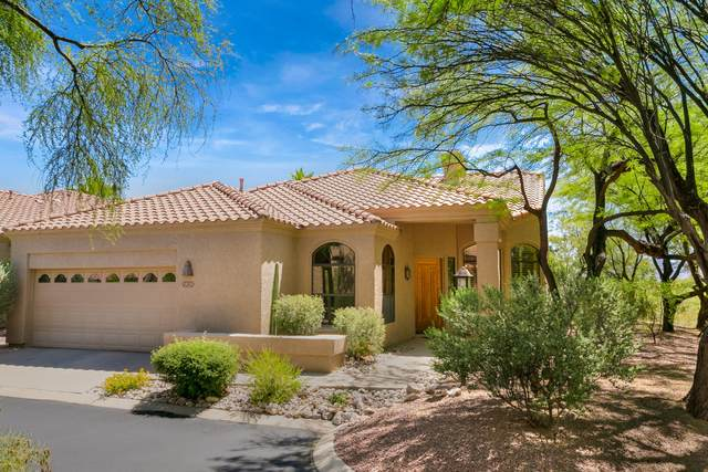 5820 N Golden Eagle Drive, Tucson, AZ 85750 (#22012908) :: The Josh Berkley Team