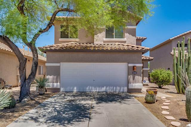 7516 W Mission Valley Drive, Tucson, AZ 85743 (#22012912) :: Long Realty - The Vallee Gold Team