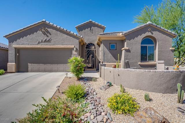 2541 W Chocolate Mountains Drive, Green Valley, AZ 85622 (#22012914) :: The Josh Berkley Team