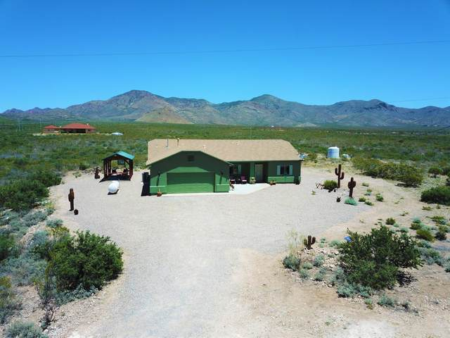 1625 S Grande Vista Lane, Bisbee, AZ 85603 (#22012916) :: Realty Executives Tucson Elite