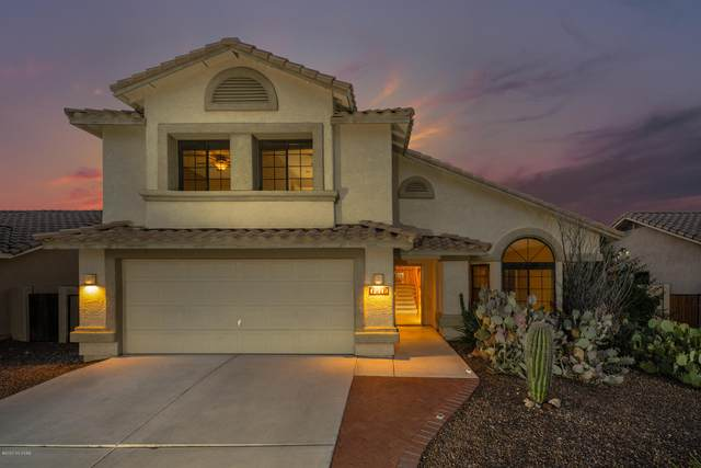12913 N Meadview Way, Oro Valley, AZ 85755 (#22012942) :: Long Realty - The Vallee Gold Team