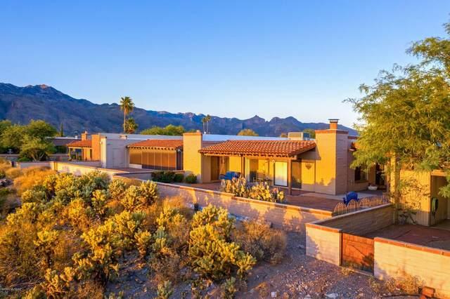 5349 N Fort Yuma Trail, Tucson, AZ 85750 (#22012943) :: Long Realty - The Vallee Gold Team