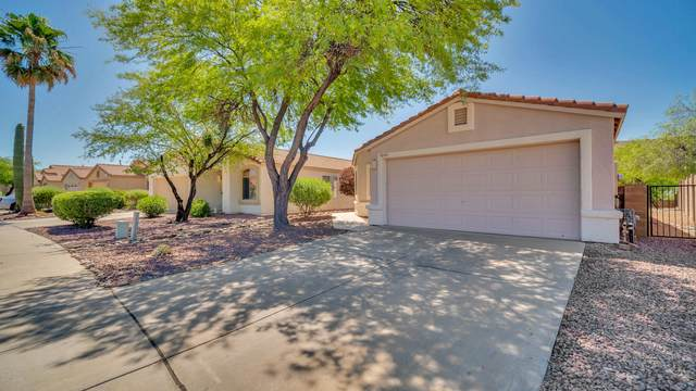 4918 N Sabino Gulch Court, Tucson, AZ 85750 (#22012952) :: The Josh Berkley Team