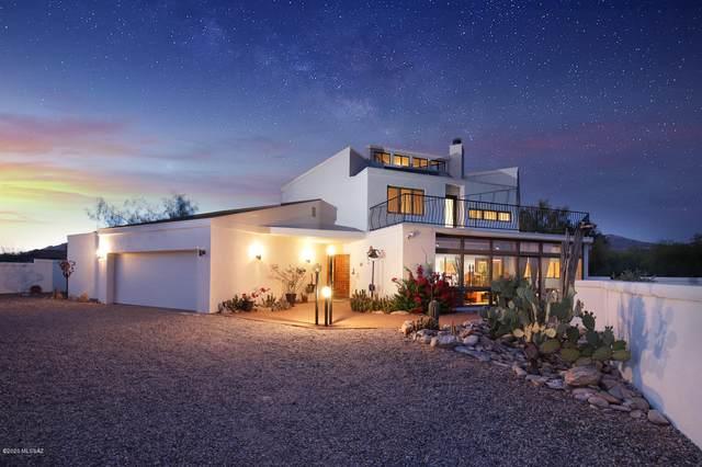 6240 N Camino Katrina, Tucson, AZ 85718 (#22012963) :: Long Realty - The Vallee Gold Team