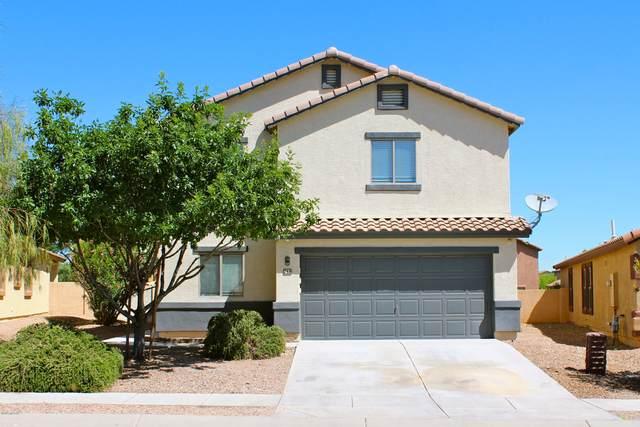 768 W Calle Coroza, Sahuarita, AZ 85629 (#22012965) :: Gateway Partners | Realty Executives Arizona Territory