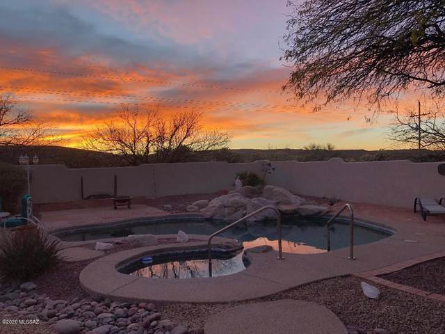 480 S Corte Del Poeta, Green Valley, AZ 85614 (#22012968) :: The Local Real Estate Group   Realty Executives