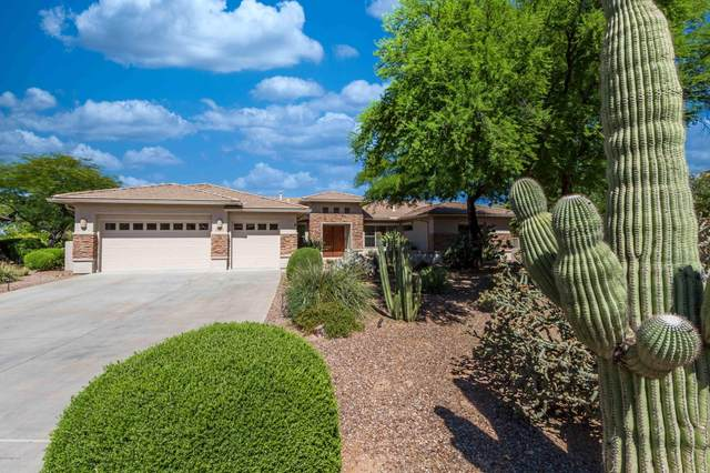 11817 Mountain Laurel Place, Oro Valley, AZ 85737 (#22012970) :: Long Realty - The Vallee Gold Team