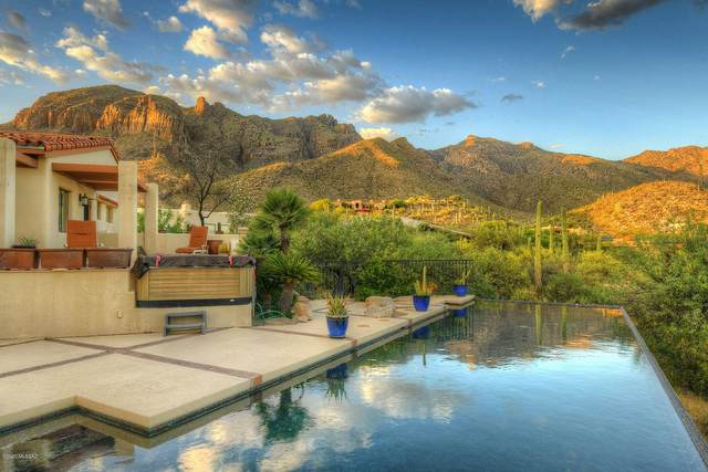 3460 E Cathedral Rock Place, Tucson, AZ 85718 (MLS #22012972) :: The Property Partners at eXp Realty