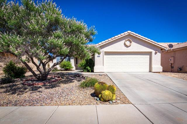 9030 N Yellow Moon Drive, Tucson, AZ 85743 (#22012979) :: Long Realty - The Vallee Gold Team