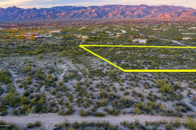 TBD S Pinto Parcel 1 Place, Tucson, AZ 85748 (#22012982) :: Long Realty - The Vallee Gold Team