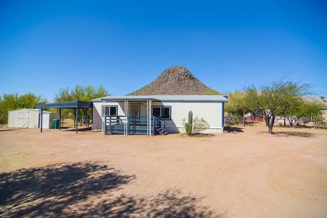 11090 W Windchime Drive, Tucson, AZ 85743 (#22012992) :: Long Realty - The Vallee Gold Team