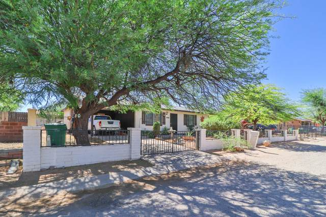 6661 S Draper Road, Tucson, AZ 85757 (#22012996) :: Long Realty Company