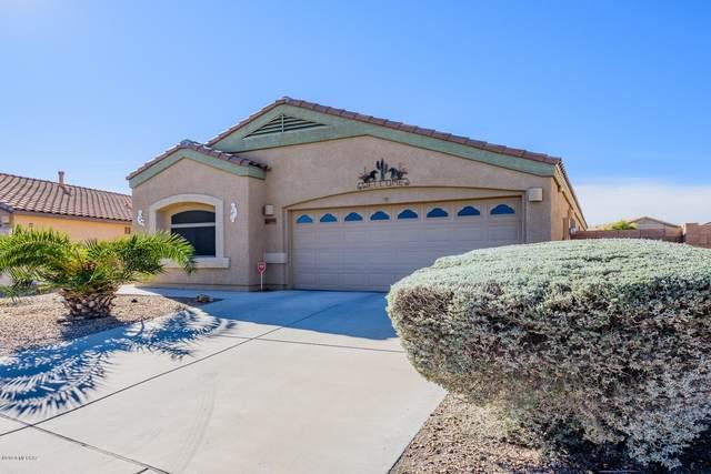 6984 S Spring Walk Drive, Tucson, AZ 85757 (#22012997) :: The Josh Berkley Team