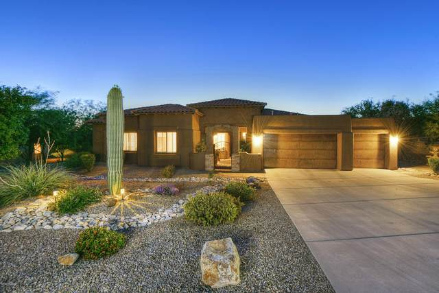 12655 N Yellow Bird Road, Oro Valley, AZ 85755 (#22013009) :: Realty Executives Tucson Elite