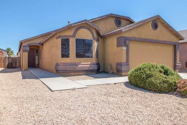 2193 E Calle Gran Desierto, Tucson, AZ 85706 (#22013011) :: Long Realty - The Vallee Gold Team