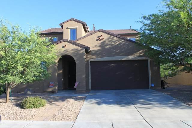 326 E Forrest Feezor Street, Vail, AZ 85641 (#22013012) :: The Josh Berkley Team