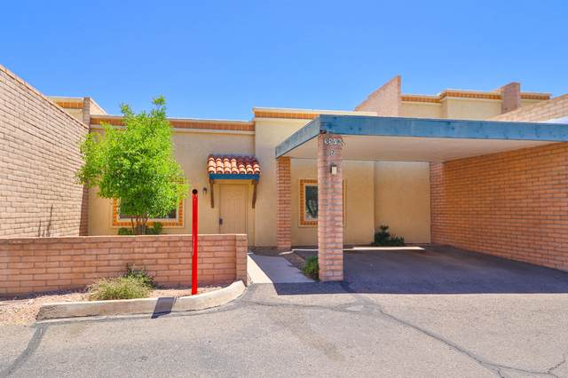 3516 S Mission Road #2, Tucson, AZ 85713 (#22013017) :: Long Realty Company