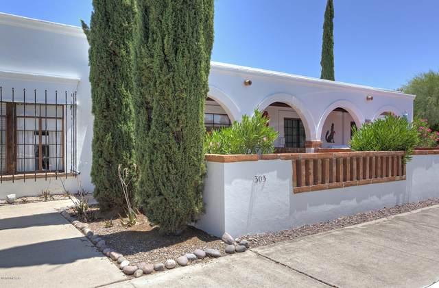 303 S Paseo Lobo ''C'', Green Valley, AZ 85614 (#22013021) :: The Josh Berkley Team