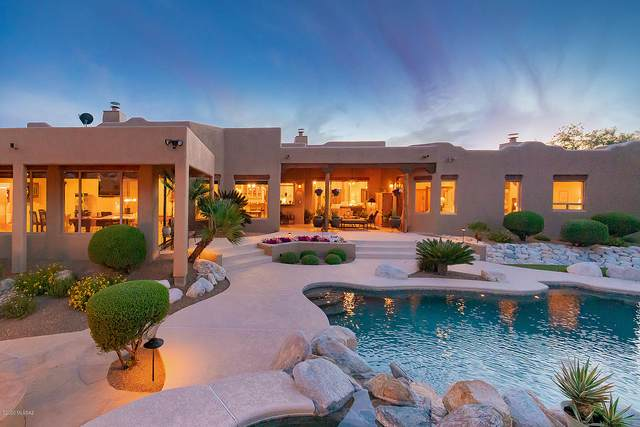 10665 E Sonoran Vista Trail, Tucson, AZ 85749 (#22013032) :: The Josh Berkley Team