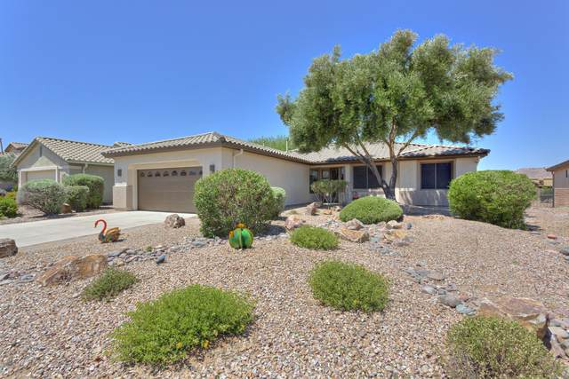 949 N Cowboy Canyon Drive, Green Valley, AZ 85614 (#22013041) :: Long Realty - The Vallee Gold Team