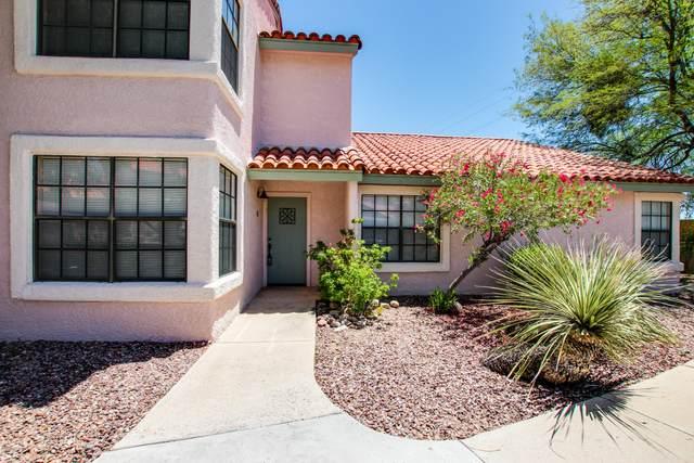 6421 N Tierra De Las Catalinas #42, Tucson, AZ 85718 (#22013046) :: Long Realty - The Vallee Gold Team